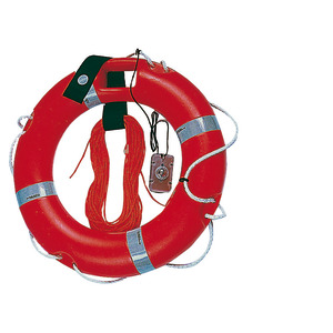 Ring lifebuoy with accessories title=