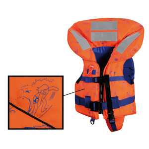 SV-150 lifejacket - 150N (EN ISO 12402-3). Top Quality model title=