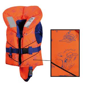 SV-100 lifejacket - 100N (EN ISO 12402-4). Top Quality model title=