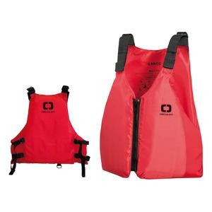 Canoe buoyancy aid -  50N (EN ISO 12402-5) title=
