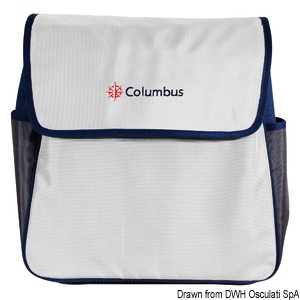 COLUMBUS object pouch title=
