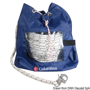 COLUMBUS rope bags title=