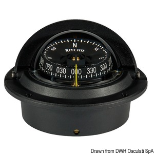 RITCHIE Wheelmark 3'' (76 mm) compasses title=