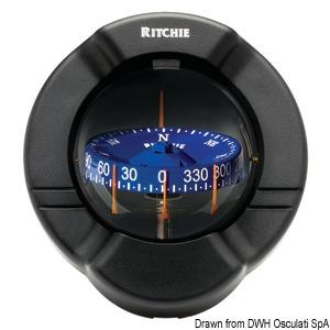 RITCHIE Venturi Sail / Navigator Sail compasses title=
