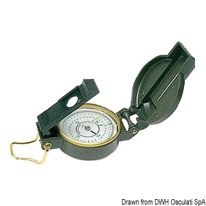 "Bearing and steering compass ""Japanese YCM"" title="
