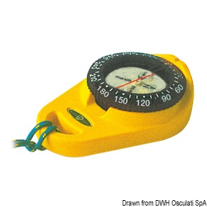 RIVIERA compass Orion w/soft casing yellow