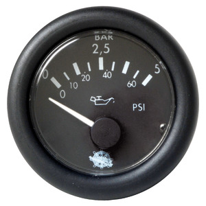 GUARDIAN oil pressure gauge title=