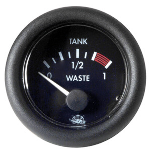 Waste Guardian 10-180 ohm waste water gauge