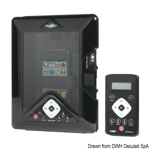 AQUATIC AV AQ-DM-5UBT watertight tuner/box title=