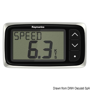 RAYMARINE i40 compact digital displays title=