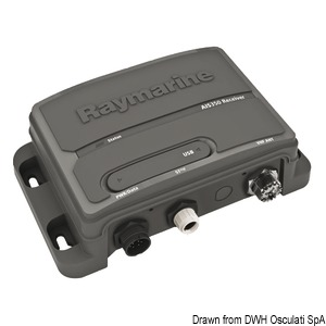 RAYMARINE AIS data receiver