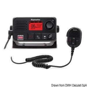 RAYMARINE VHF Ray53 radio title=