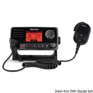 RAYMARINE Ray60/Ray70 VHF radio title=