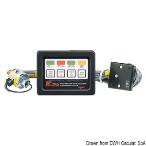 Propane/butane gas detector S-2A title=