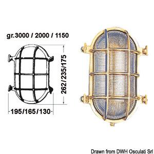 Brass accessories OLD MARINA