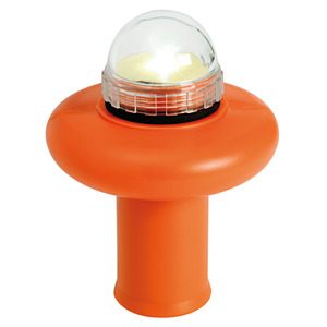 Starled floating rescue light