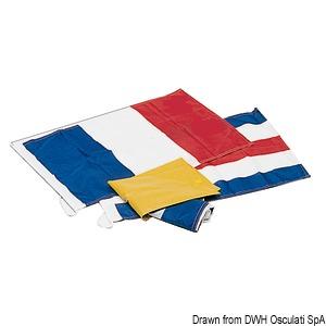 Set Frankreichflaggen
