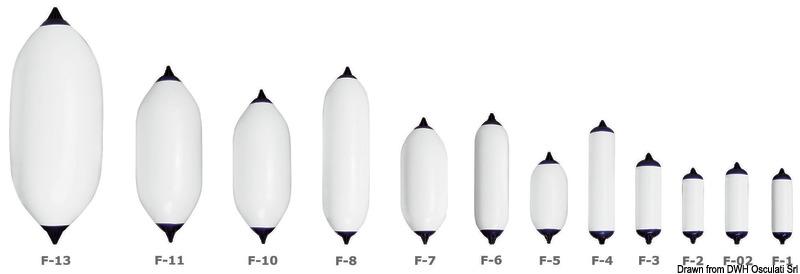 Polyform fender f3