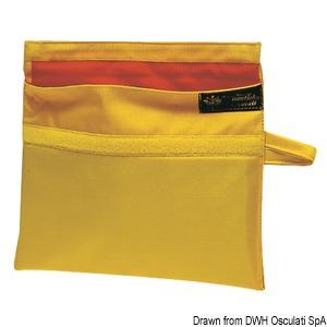 Sacoche porte-documents flottante