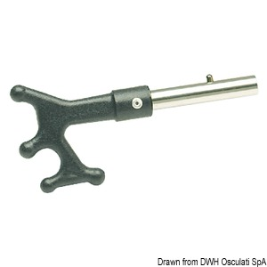 Boat hook attachment title=