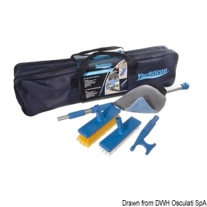 YACHTICON Ship Shape cleaning kit title=