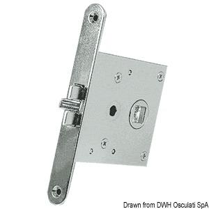Flush lock title=