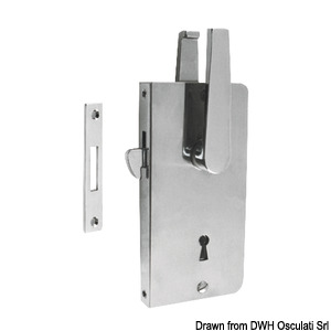 Sliding door locks title=