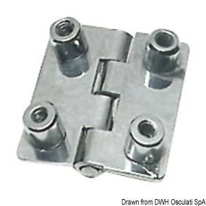 Hinges 1.7 mm thickness