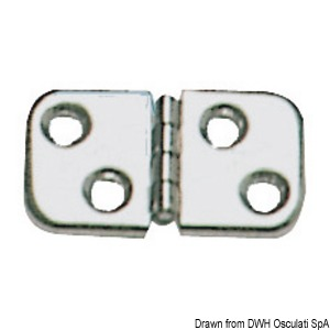 Hinges 1.2 mm thickness