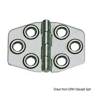 Hinges 1.5 mm thickness