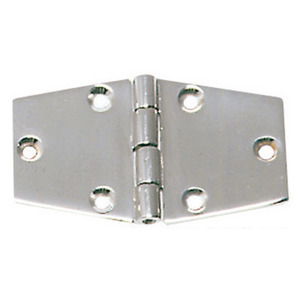 Precision-cast hinges title=