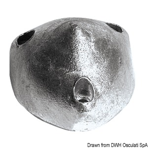 MAX-PROP anodes for propellers