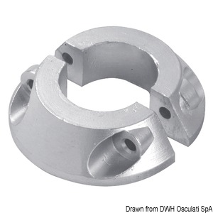 Ring for Volvo Sail Drive leg with Max-Prop propeller title=