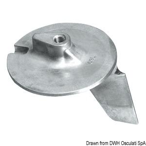 Directional fin for Yamaha 200/300 HP