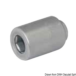 Anode cylinder for 80/225 HP engine