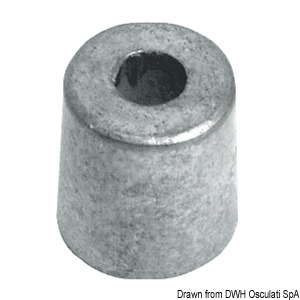 Anode cylinder for Yamaha 2.5/70HP title=