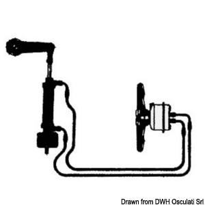 Hydraulische Steuerungen VETUS für Innenborder