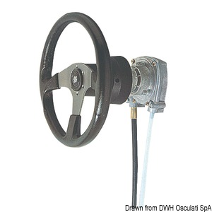 Non reversible rotary steering system T 73