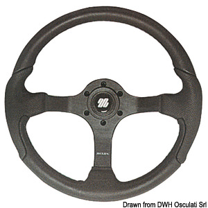 ULTRAFLEX Nisida and Spargi steering wheel