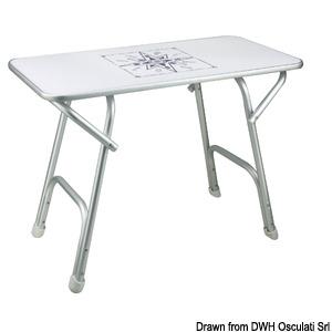 Tische und Stühle für Cockpit-Sitze