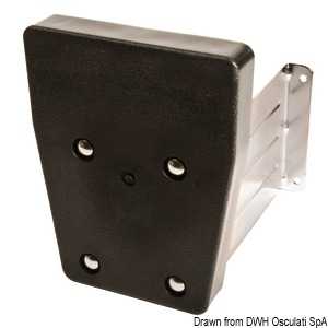 Heavy Duty engine support for wall mounting title=