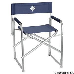 tavoli e sedie da pozzetto Osculati Sedia pieghevole Beach blu