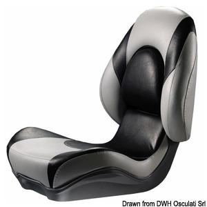 ATTWOOD Centric II ergonomic and folding seat
