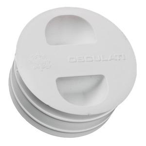 Plug white plastic for 48.418.21