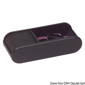 RICHTER glasses case with shutter lock