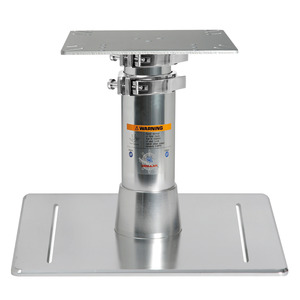 HEAVY DUTY table pedestal, square base title=