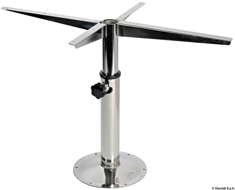 Supporto per tavolo girevole e telescopico - Supporto girevole per tavolo ...