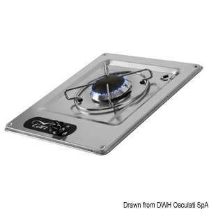 Flush mount Hob Units