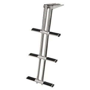 DIVER telescopic ladder for gangplank title=