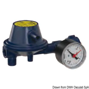 30-Mb pressure regulator with monemeter title=